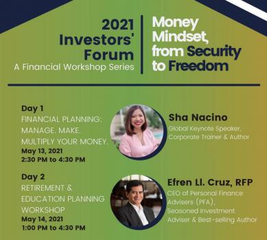 Investors' Forum Recap